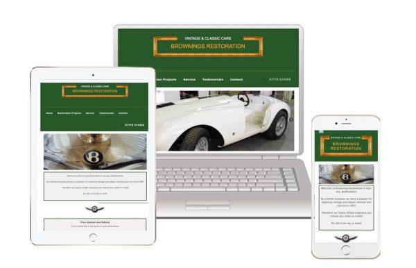 Website Design by Centaro